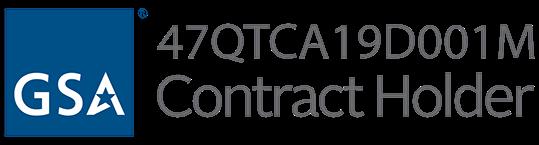 GSA Contract Holder 47QTCA19D001M