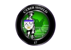 Cyber Shield 17 logo