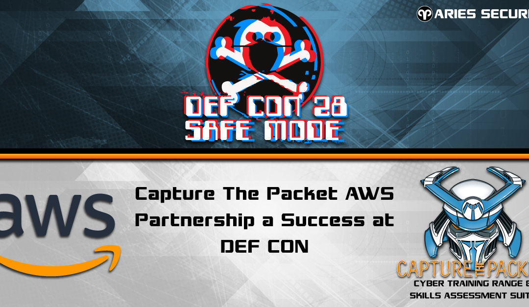 Capture The Packet AWS Partnership a Success at DEF CON