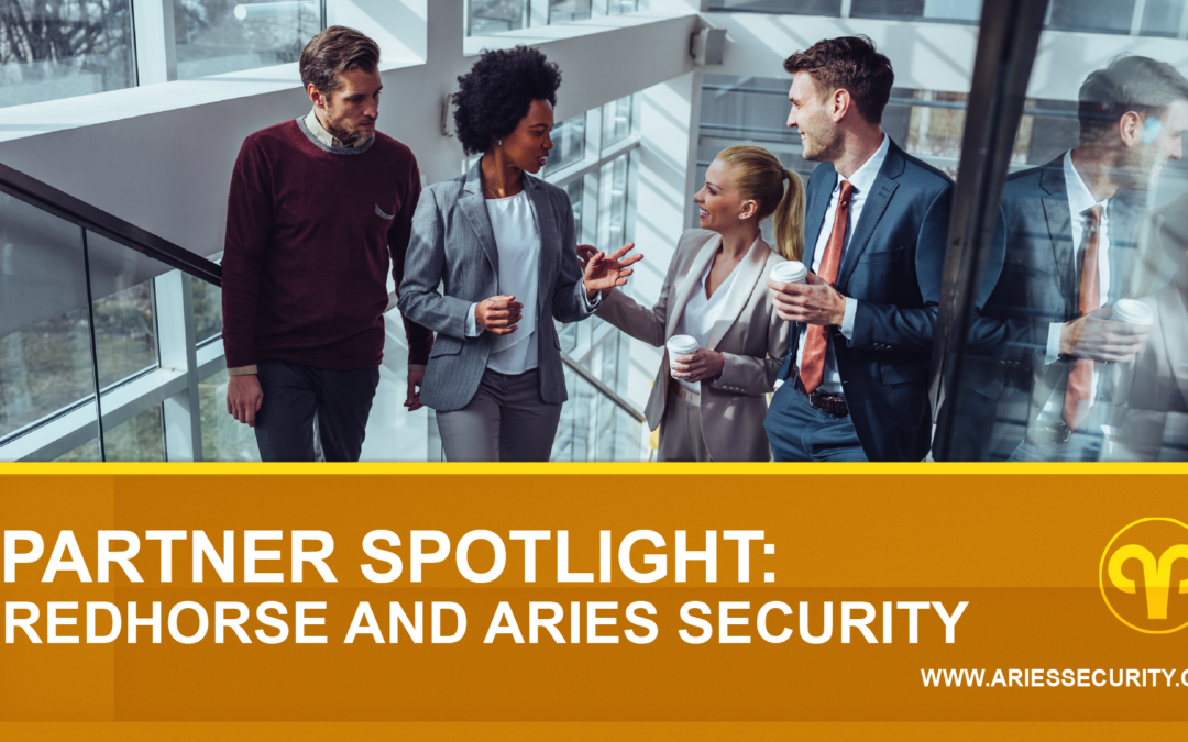 Partner Spotlight: Redhorse and Aries Security