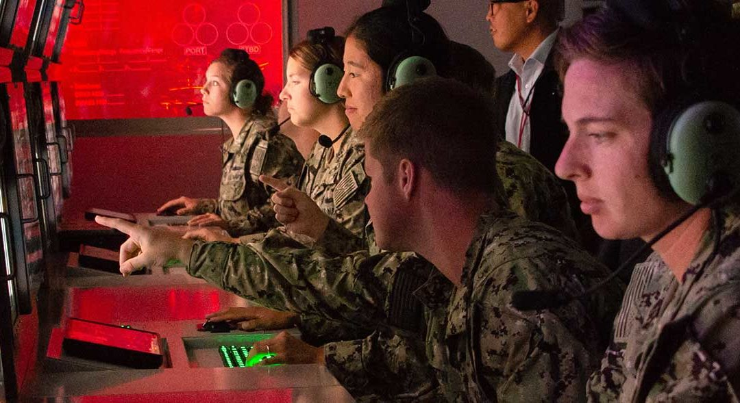 Aries Security Bringing Hacker Expertise to the Navy